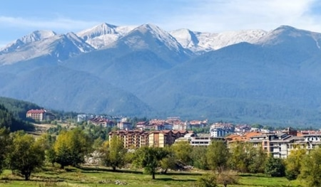 sightseeing and attractions in Bansko