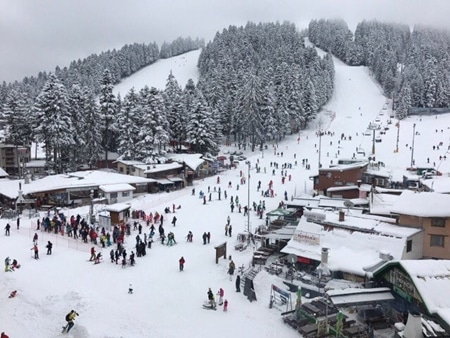 sightseeing and attractions in Borovets